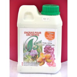 Engrais pour Orchidées - 1 litre